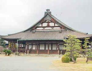 亀山本徳寺(かめやまほんとくじ)