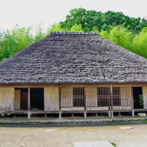 旧作田家住宅(房総 鰯漁の網元)/沖永良部の高倉