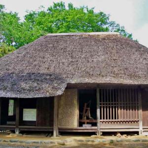 旧太田家住宅(家の中に雨どいある家)