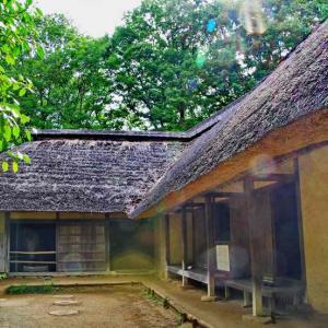 旧工藤家住宅  (南部の曲屋)