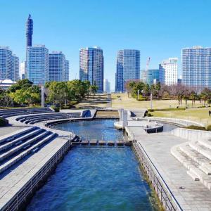 臨港パーク(潮入の池)横浜