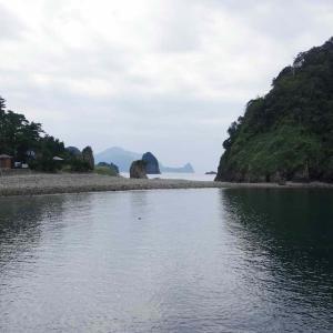 浮島海岸・燈明ヶ崎遊歩道(伊豆ジオパーク)