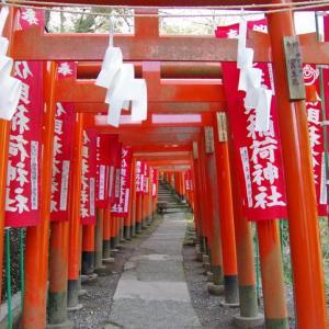 佐助稲荷神社(出世・縁結びの開運スポット)