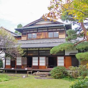 三井八郎右衛門邸(大戦後の三井財閥邸宅)