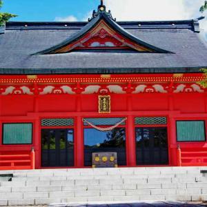 赤城神社(あかぎじんじゃ)