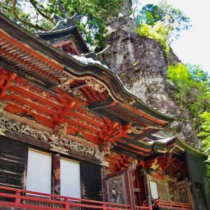榛名神社(はるなじんじゃ)榛名山巌殿寺・満行宮