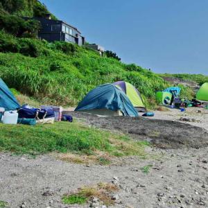 浜諸磯(海水浴・キャンプ)