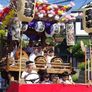 森山神社(お祭り)葉山