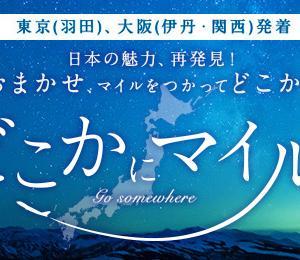 MICARD+ゴールド会員専用クーポンの消化を兼ねて「どこかにマイル」で徳島(鳴門)日帰り一人旅!