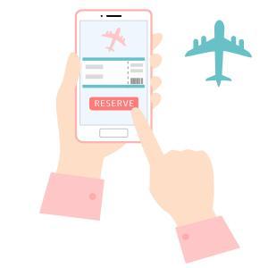 新型コロナの影響でGWの航空券に空きが! すでにGWに国内旅行予約されている方も旅程の見直しを検討してみるのもよいかも。