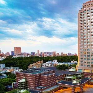 SPGアメックスの無料宿泊特典を使って家族4人でウェスティンホテル東京に宿泊!ゴールドエリートでも有償アップグレードで優雅にラウンジ三昧!