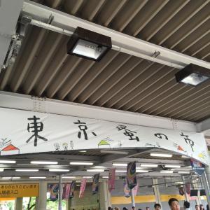 東京蚤の市に行ってきました