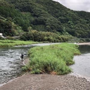"""ダブルヘッダーin """"川""""と""""海"""""""