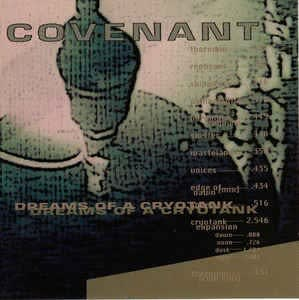 Covenant - Dreams Of A Cryotank [ 1994 , USA ]