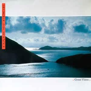 Damon Edge ( Chrome ) - Grand Visions [ 1986 , France ]