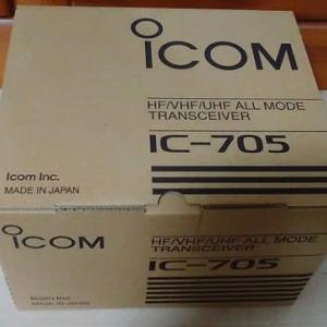 IC-705 新品 ICOM アイコム