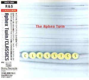 Aphex Twin - Classics [ 1995 , JA ]