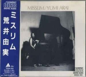 荒井由実 - Misslim [ 1987 , JA ]