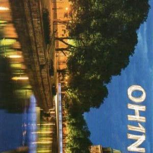 Buro 経由で届いた QSL card OH1NDA ( Finland )