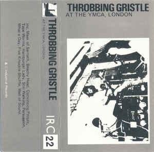 Throbbing Gristle - At The YMCA, London [ 1979 , UK ]