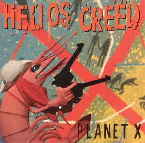 Helios creed - Planet X [ 1994 , US ]