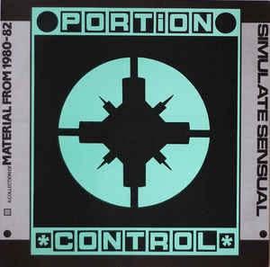 Portion Control - Simulate Sensual [ 1984 , UK ]