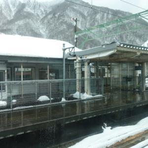 電車で越後湯沢