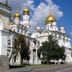 週末モスクワ旅行
