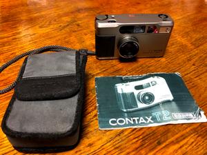 カメラ コンタックスT2