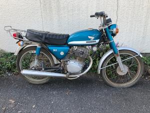 ホンダCB 90(初期型)