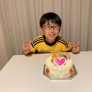 祝♡息子が10歳になりました!