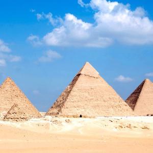 2020年、エジプトへ。時を超えて