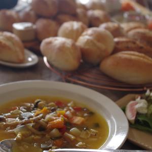 発酵スープ。