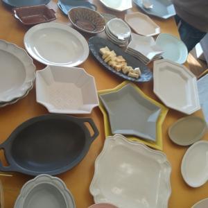 揃えて可愛い『よしざわ窯』の食器たち