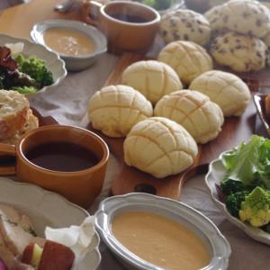 パン作りの上達は色々なパンを焼くことでもあります!
