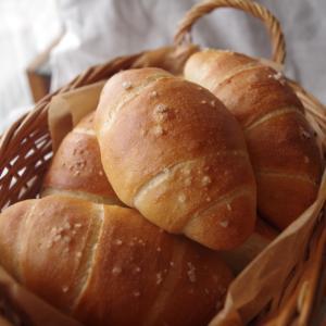 1分ごねのパン作り