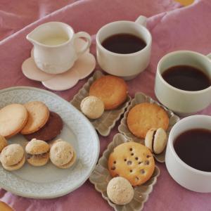 ある日のお茶会