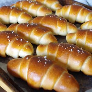 毎日パンが焼けるのは時間の使い方にあり!!