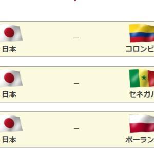 ワールドカップ開催まであと7日!!