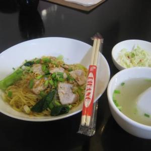 ミャンマー麺食べ歩き