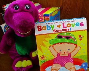 夏に読みたい英語の絵本 ~ Baby Loves Summer ~