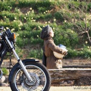 【バイク★ポートレート!】セルフ撮影に挑戦