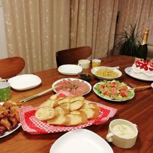 おうちクリスマス2019!お手軽パーティー料理で楽しみました♪
