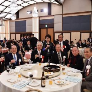 「関東沖縄経営者協会・忘年会」で首里城再建寄付お願い