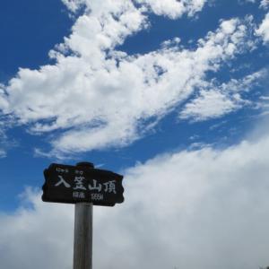 夏の入笠山