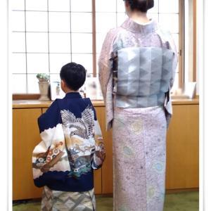 五歳 かっこいい袴姿