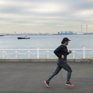 東京マラソン2020への道。マーマンキングの謎企画始動。
