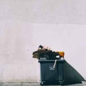 間取りと行動導線にあったゴミ箱の数とは。