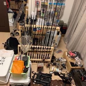 釣り部屋リニューアルに向けて。。Part2