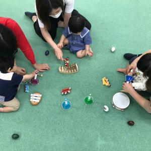 【開催レポ】2021.7.1.Babymusicプチクラス@守口教室